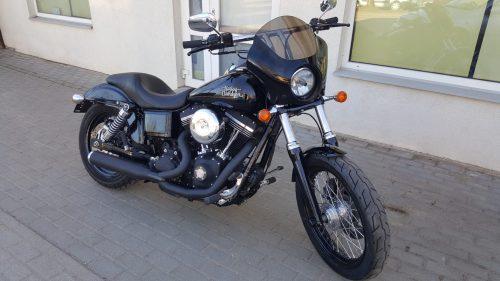 Harley-Davidson FXDB 2013