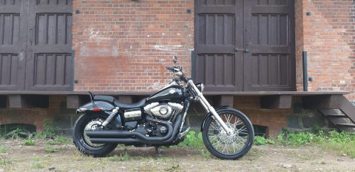 Dyna FXDWG (Wide Glide) 2014