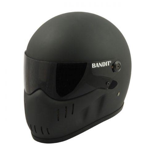 BANDIT XXR HELMET, FLAT BLACK