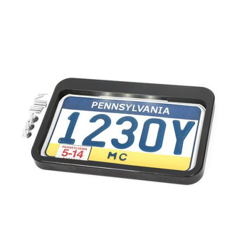 """Harley-Davidson """"Blind Hole"""" USA Licence Plate Holder"""