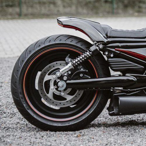 """Harley-Davidson V-Rod """"Death Metal"""" Bundle"""