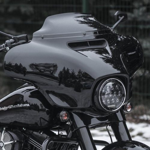"Harley-Davidson 7"" LED Headlight Mounting Ring Bracket for Touring 1994-2017"