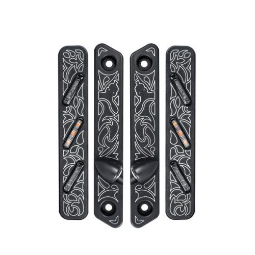"""Harley-Davidson 3 in 1 """"Tribal"""" Rear LED Tail Lights and Turn Signals Set"""