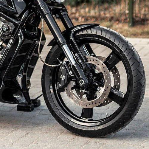 """Harley-Davidson V-Rod Front Fender 12-17 """"Tidy"""""""