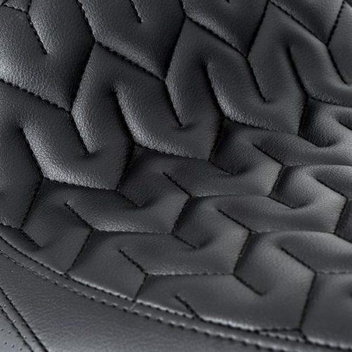H-D Softail Seat Godzilla for Fat Racer Rear Fender 2008-2017