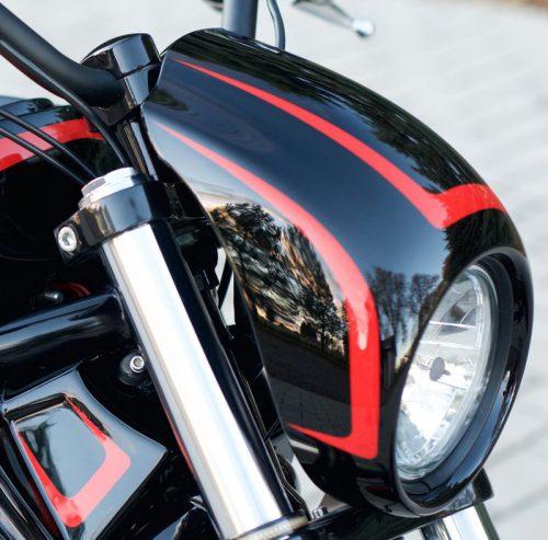 Harley-Davidson V-Rod Headlight Lowering Kit 07-11