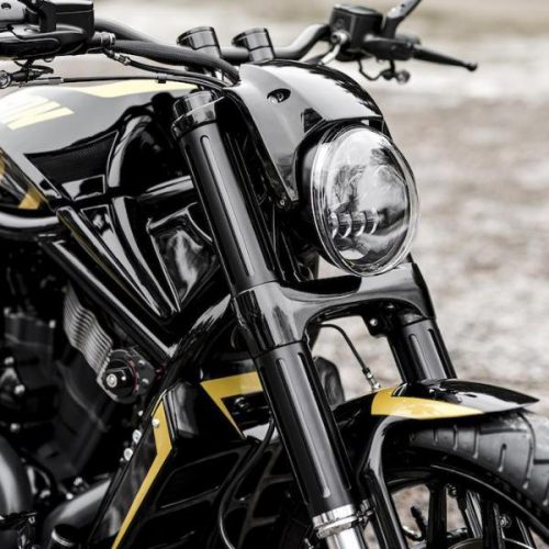 Harley-Davidson V-Rod Headlight Lowering Kit 12-17
