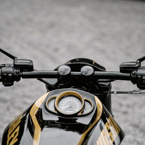 """V-Rod And All H-D 1.6"""" Handlebar Riser Kit"""