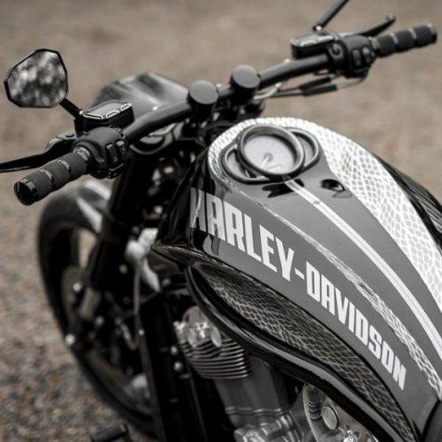 Harley-Davidson 1-1/4 Fat Drag V-Rod Handlebar