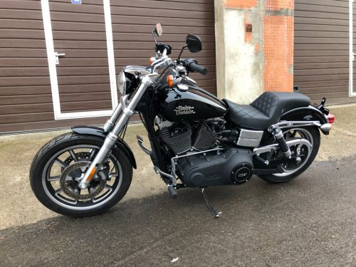 Dyna FXDL (Low Rider ) 2017
