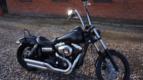 Dyna FXDWG (Wide Glide) 2011