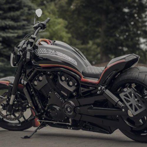 """Harley-Davidson V-Rod Body Kit """"Monocoque"""" 07-17"""