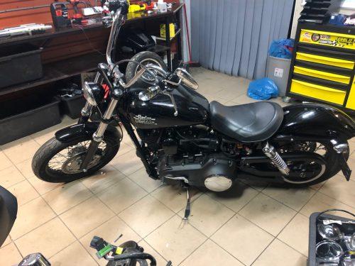 Harley-Davidson FXDB (Street Bob)