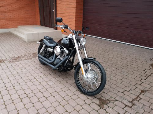 Dyna FXDWG (Wide Glide) 2013