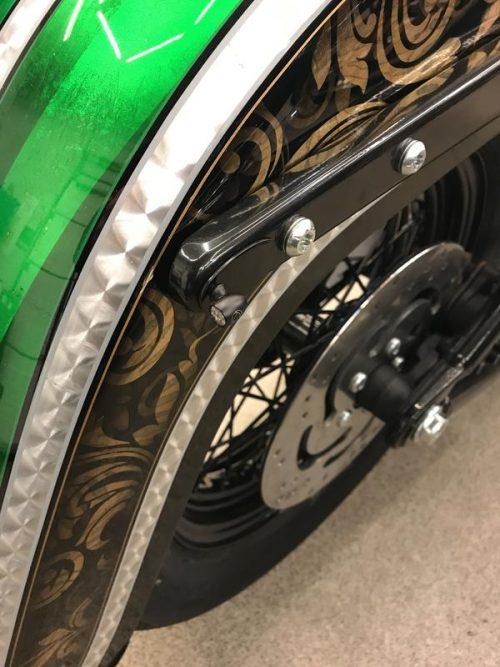 Kellermann Atto Micro Running/Brake/Turn Signals - Taillight