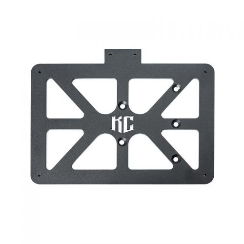 Harley-Davidson Licence Plate Holder with Lightning for Italy