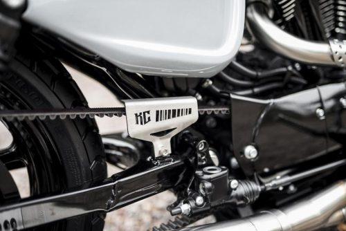 Harley-Davidson XL Sportster Belt Cover
