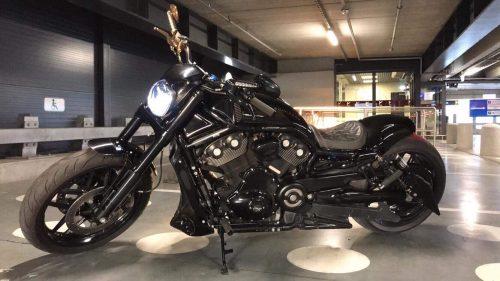 VRSCDX (Custom) 2012