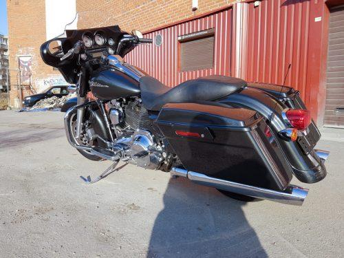 FLHX (Street Glide) 2009