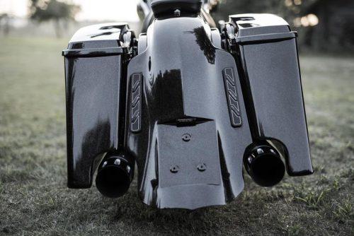 "Harley-Davidson 3 in 1 ""Frame"" Rear LED Tail Lights and Turn Signals Set"