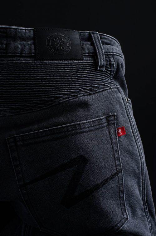 Karl Lead – Men's Slim-Fit Cordura® Motorcycle Jeans