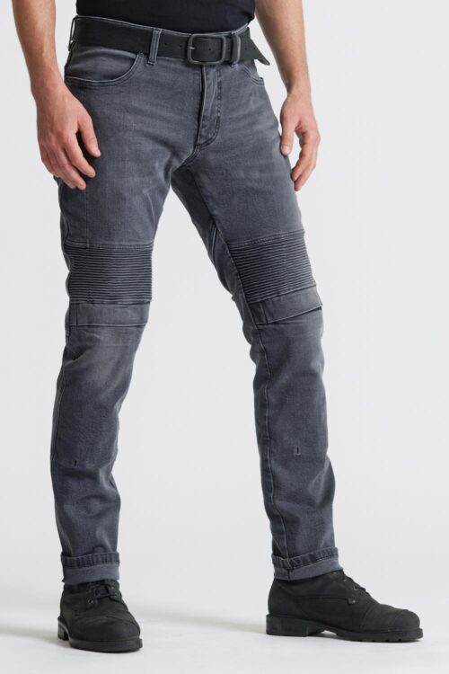 KARL LEAD Men's Motorcycle Jeans – Slim-Fit Cordura®