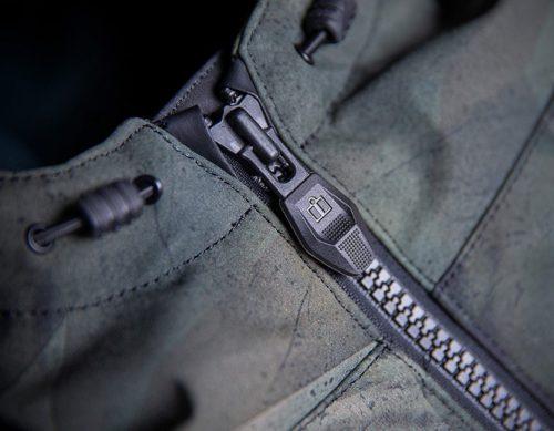 Merc Battlescar Jacket