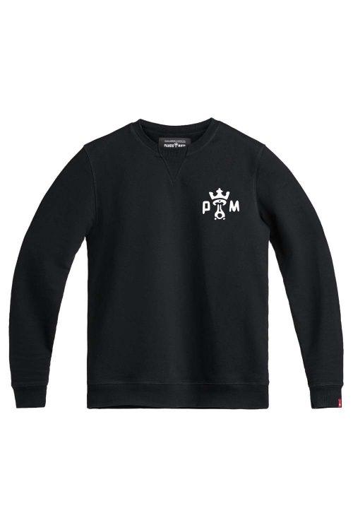 John Don't Die – Regular Fit, Unisex Biker Sweatshirt
