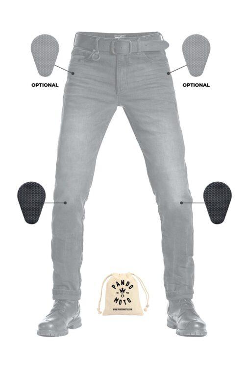 ROBBY COR 01 – Motorcycle Jeans Men's Slim-Fit Cordura®