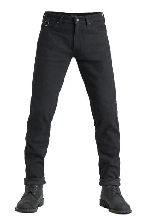 STEEL BLACK 02 Motorcycle Jeans – Men's Slim-Fit Dyneema®
