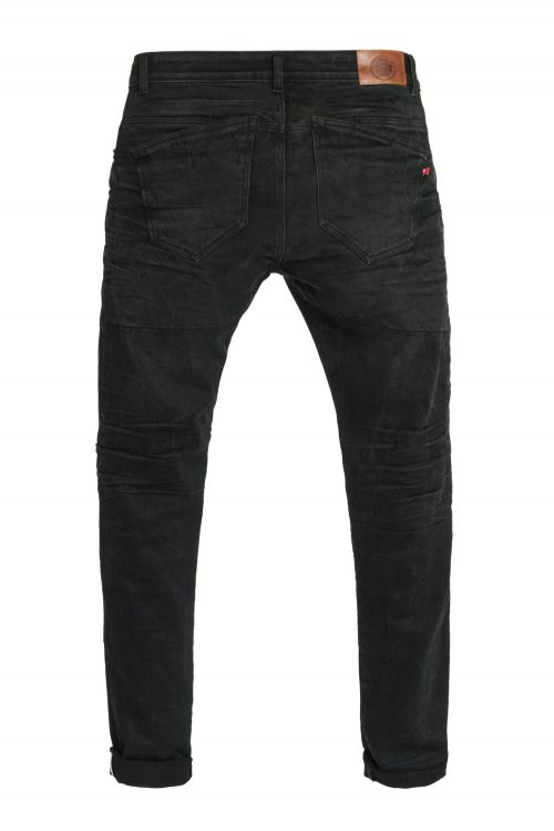 Boss Black 2 – Men's Black Cordura® Motorcycle Jeans