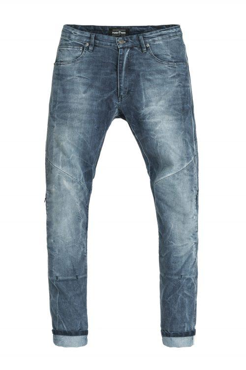 Boss Desert EL – Men's Blue Cordura® Motorcycle Jeans