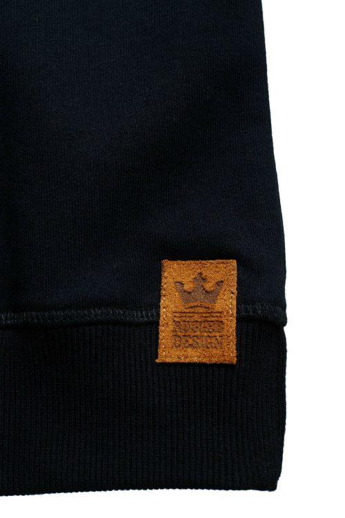 John 2 SS18 – Regular Fit, Unisex Biker Sweatshirt
