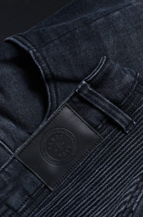 Karl Devil 9 – Men's Slim-Fit Cordura® Motorcycle Jeans