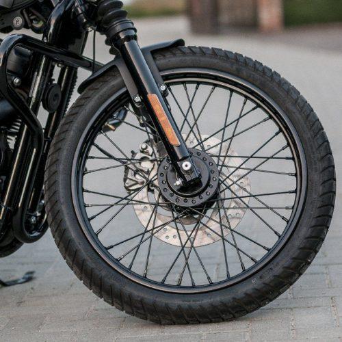"""Harley-Davidson Front Fender Sportster Xl 39MM """"Shorty"""""""