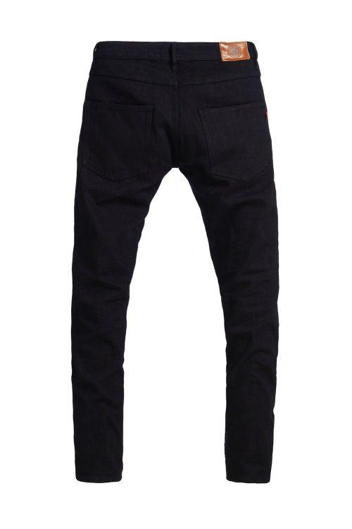Steel Black WH – Men's Slim-Fit Dyneema® Motorcycle Jeans